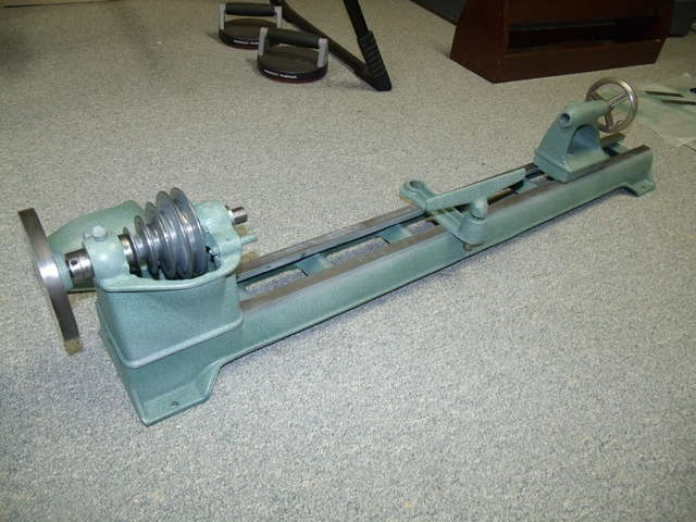 Looking to fix an old Craftsman lathe in General Woodworking