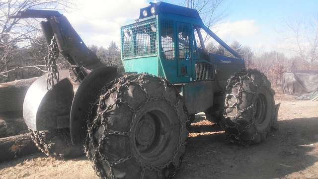 Hoping to soon be buying an old Timberjack skidder in Forestry and