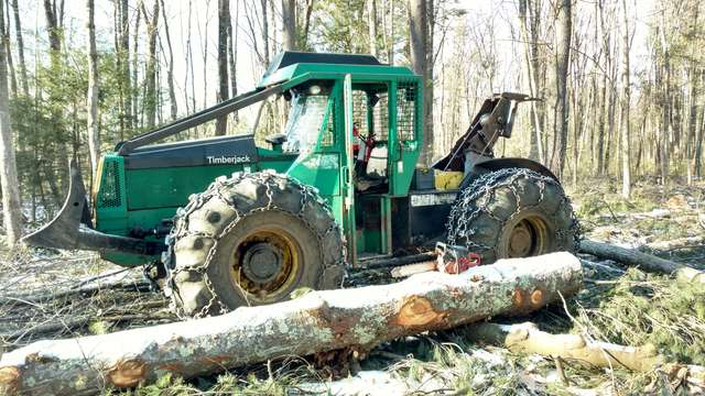 Timberjack 240 D: information about to buy the machine in Forestry