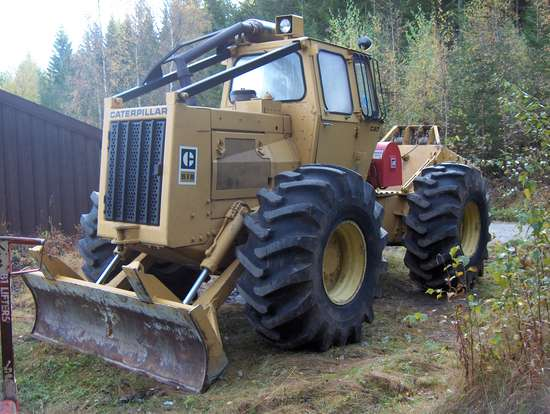 518 Cable in Forestry and Logging