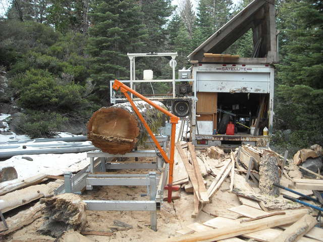 Sawmill plans in Sawmills and Milling