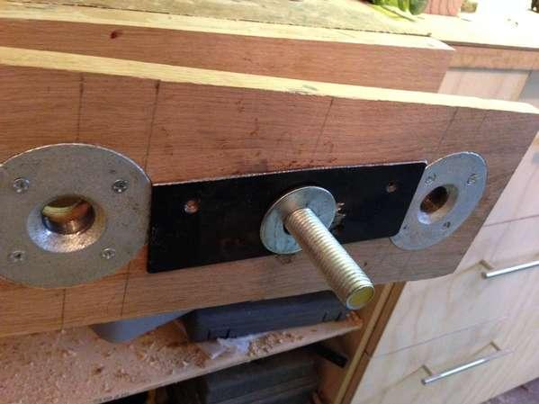 Diy Woodworking Vise In General Woodworking