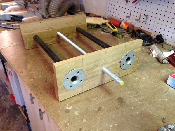 Diy Woodworking Vise In General Woodworking