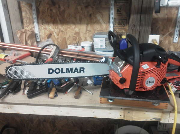 New Dolmar ps5105 in Chainsaws