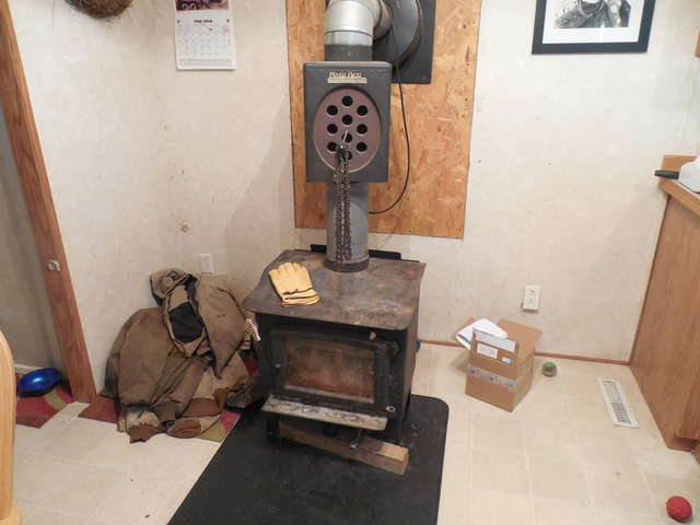 What size wood stove? in Firewood and Wood Heating