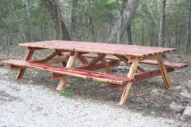 12 foot picnic table in the works in general woodworking for 12 foot picnic table
