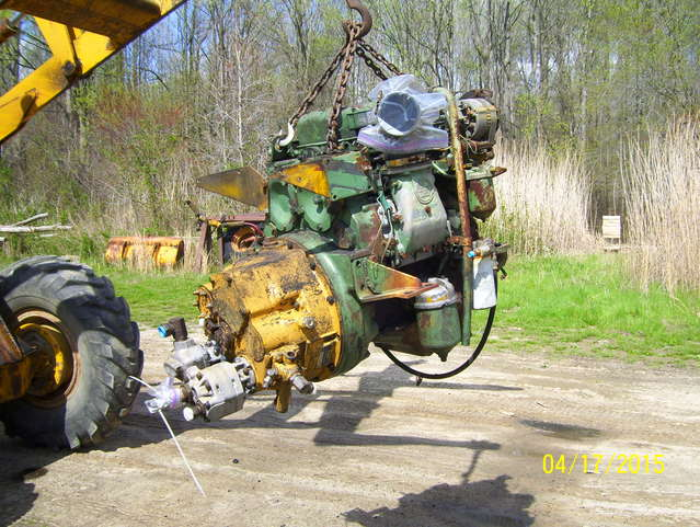 clark ranger 664 disection in Forestry and Logging