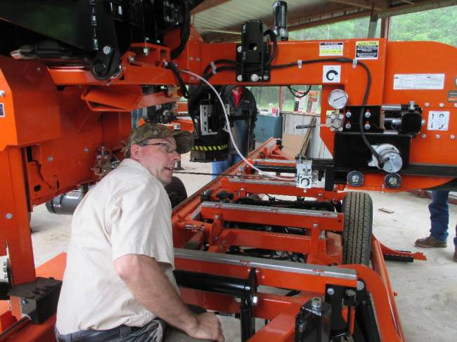 WM Owners Day and Open House Mosinee, WI in Sawmills and Milling