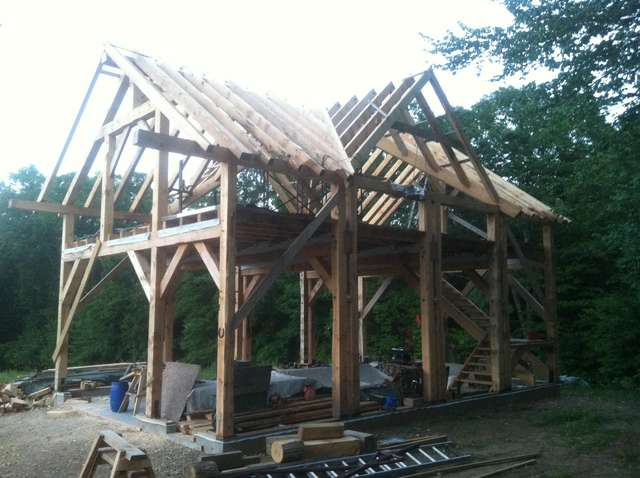 venting dormers in cold roof? in Timber Framing/Log construction on gable end design, eyebrow design, dutch hip roof design, gable house designs, gable and valley roof style, gable roof construction details, gable roof construction connectors, gable mansard design, gable deck design, small home office design, gable roof addition, garage roof design, gable end bracing florida, gable porch design, gable truss design, gable roof design, gable soffit design, gable roof construction plans, gable awning design, gable metal roof,