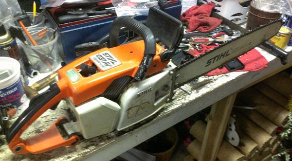 Best Stihl to restore? in Chainsaws