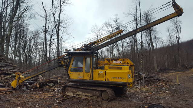 Boom chain  in Forestry and Logging