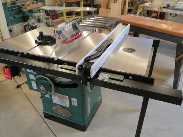 Got a grizzly g1023rlwx in general woodworking using a 1 12 hp contractors saw that would blow the thermal overload every time i cut over 2 12 inches my wife is lining up the projects all ready keyboard keysfo Image collections