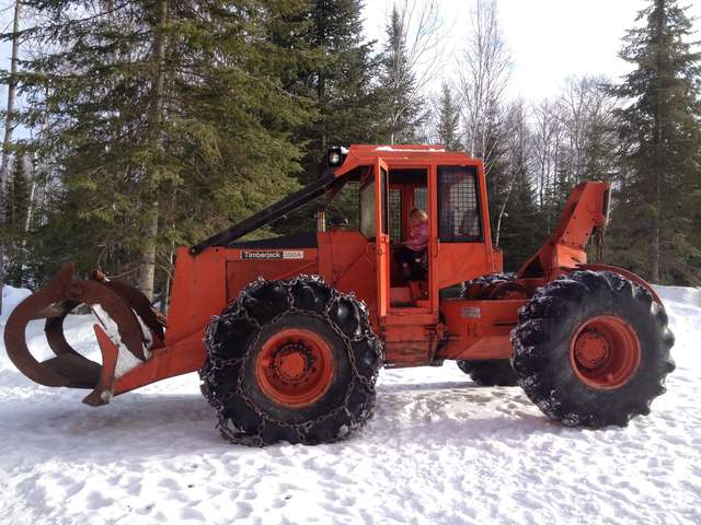Timberjack 350, any experience?? in Forestry and Logging