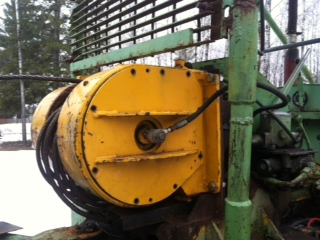 winch identification in Forestry and Logging