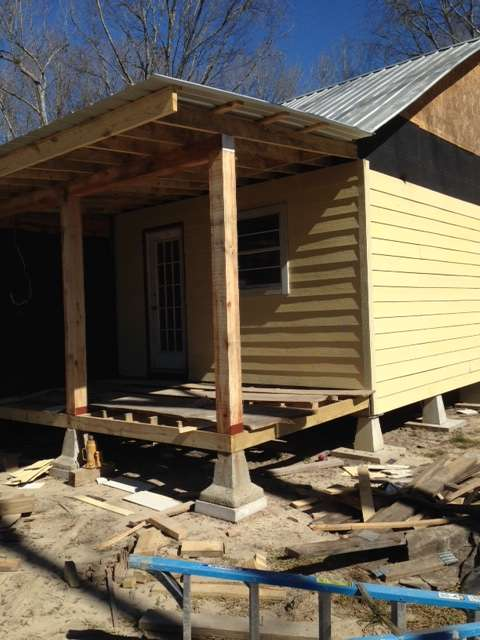 8x8 post to concrete? in Timber Framing/Log construction