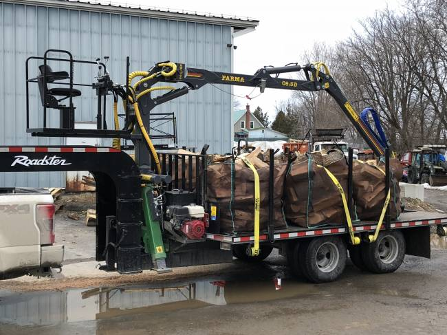 delivering in bags in Firewood and Wood Heating
