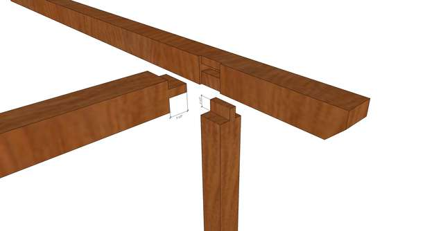 How to join a corner? in Timber Framing/Log construction