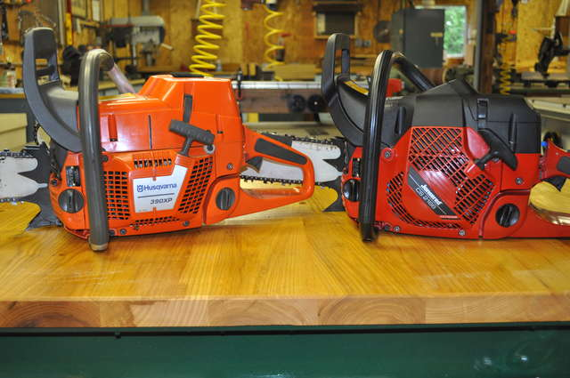 Husqvarna 395XP in Chainsaws