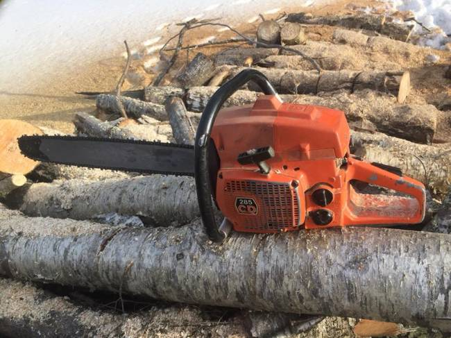 Husqvarna 285 Cd Or Something New In Chainsaws