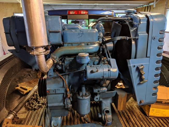 Sawmill Engine Upgrade in Sawmills and Milling