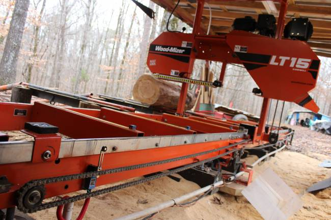 Looking to look at some sawmills in Sawmills and Milling