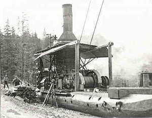 Historic Logging and Milling Photos in General Board