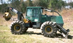 Timber Harvest Methods & Equipment in Forestry and Logging