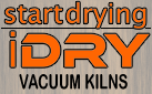 iDRY Wood Lumber Vacuum Drying for everyon
